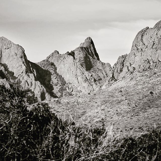 The Window at Big Bend! - From Instagram